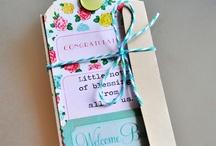 packaging-Tags-envelopes / by Luisa López
