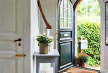 Please Come In / doorways, entrances, etc. / by Gail C.