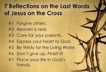 Jesus Christ / by Loupy's Recipe Box