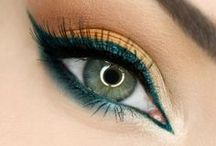 Be Fierce Makeup Like U Don't Care / bold and bright makeup / by Naturali Chik