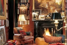 Decor:  English Style /   / by Gail C.