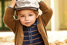 Stylish Little boys / How to grow little dandy / by Samoshkina Irina