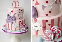 Cake Ideas / by Ashley Galliart