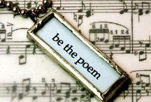 POETRY - POESIA / poems - poemas -  / by Helen Priedols