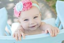 BABIES / PHOTOS IDEAS OF BABIES / by Connie Weston