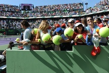 Sony Open Tennis  2012 / The Sony Ericsson Open is one of the most prestigious titles in professional tennis - and the tournament has become renowned for its colour, music and glamour.  / by #SonyOpenTennis