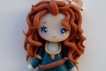 Polymer clay / by Nelly Hughes