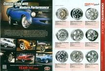 Muscle Car WHEELS by YEARONE / YEARONE wheels on Customers cars and our own.    Enjoy the RIde!  Wheels are non discountable! / by YEARONE Muscle Cars