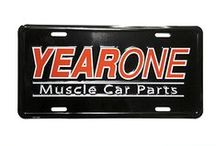 YEARONE APPAREL and other SWAG / Where you find all of our YEARONE branded items to wear or put in your garage or on your favorite RIDE! / by YEARONE Muscle Cars