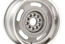 Corvette Rally Wheel / Cast Aluminum 17x8 / by YEARONE Muscle Cars
