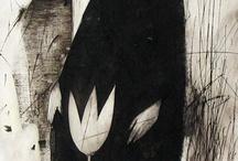 dibujos/ drawings / by Blanca Serrano Serra