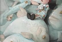 ilustración / by Blanca Serrano Serra