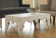 Mr. Brown | Coffee Tables / by Mr. Brown Home
