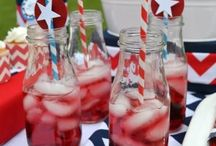 party ideas, themes, & appetizers / by Christina Mitchell