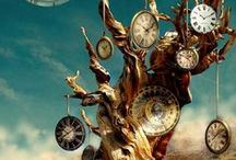 ⊙㏂TїC₭●T◎C₭㏘⊙ / ♥TICK~TOCK - Time waits for No man. TIME is passing by so fast. A collection of Clocks, Watches, Time Pieces. Old & New. Father Time♥ / by Dylanna\m/