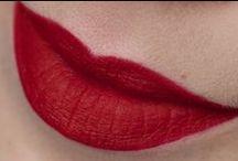matte liquid lipcolour / by The Love of Colour