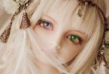 My favorite dolls / Dolls / by Alexandria Gravelle