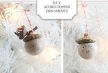 Idee DIY per Natale / by A Little Market Italia