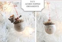 Idee DIY per Natale / by A Little Market Italia