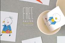 FREE Stuff / tante risorse #FREE  da scaricare e #printables da stampare / by A Little Market Italia