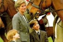 Princess Di and Her Boys / by Pat Roisman