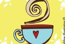 Coffee & Cake  / by Julie Macgregor