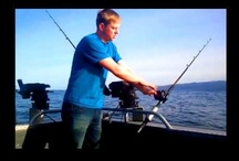 Fishing Videos / Our 3 charter boats see a lot of action. Some was captured on video.  #fishingvactions #sportsfishing #vancouverisland / by Trailhead Resort & Charters