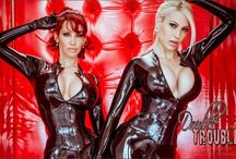 Latex / so in love with latex / by Bella French