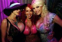 My Sexy Friends / My beautiful model friends / by Bella French