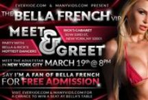 Interviews  / Cool interviews talking about Bella French / by Bella French