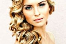 Hair & Makeup Ideas / by Lisa Trombetta