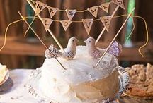 Wedding Cake / by In White
