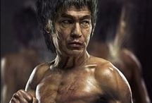 Bruce Lee / by Gil Moody