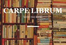 Books and Libraries / Books and Libraries / by Ani Robinson