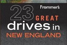 USA - New England...Maine, New Hampshire, Vermont, Massachusetts,  Connecticut, Rhode Island / by J BP