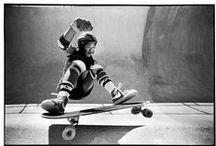 Long and Skateboards. / by Gabriela Fairen Ferré
