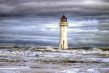 Lighthouses / by John Ladd