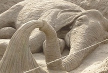 Sand Art / by Nancy Weatherford