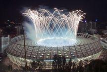 Soccer Stadium / by Ramon Felix
