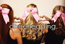 Cheerleading / by Macie Greene