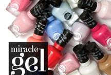 Miracle Gel / At last, a gel manicure without the light! Sally Hansen's NEW Miracle Gel is a revolution in gel technology. Create a beautiful mani in 2 simple steps today with new Miracle Gel, without a UV light. #OMGel #MiracleMani / by Sally Hansen Australia