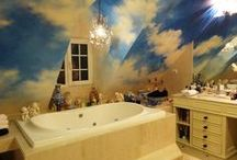Ideas de decoración / Ideas para mi casa celeste!! / by Claudia Byrt Covacevich