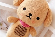 soft toy / by Tete Jung