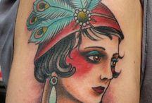 Tatuajes / Beautiful body art.  / by Paulina Galindo