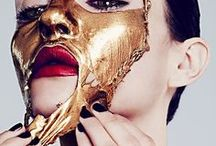 face masks / by Marie Marie