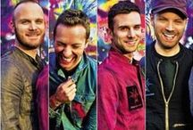 Coldplay /  best band <3 / by sushi :)