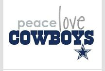 Cowboys Football & Tailgating Food / Im a football chick through and through! Lots of great tailgating food and drink ideas! Go COWBOYS! / by Harriet Galbreath