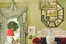 Window Treatments / by Alexandra D. Foster