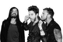 30 Seconds To Mars ♥ ⇧ ₪ ø lll ·o.↑ / ♥ ⇧ ₪ ø lll ·o.↑ ♥ / by Camila Basabe