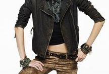 Totally My Style / ☠☆❤ Leather, Skulls, Spikes, Studs, Denim and Metal. Married with Rock ❤☆☠ / by Liliana Resendiz Nieto